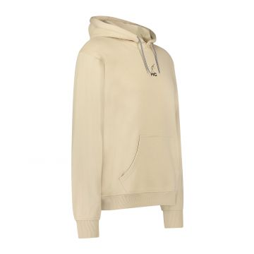 Australian Hard Court hooded sweater Hardchaelogy Tribe Culture kangoeroe skelet   sand