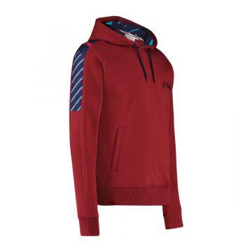 Australian sportswear hooded sweater lines   bordeaux rood