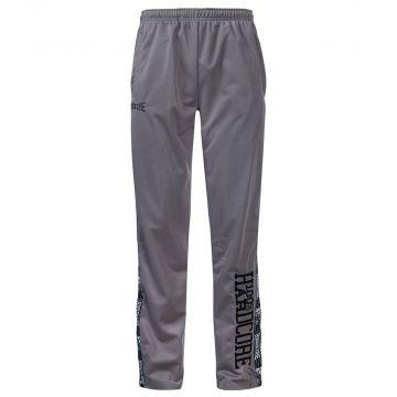 100% Hardcore pants with black stripe | anthracite