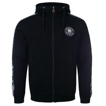 100% Hardcore hoodie with zipper | Illness