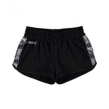 100% Hardcore ladies hotpants WEAR IT WITH PRIDE | black