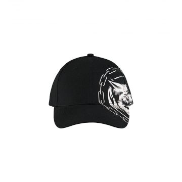 100% Hardcore cap stand your ground | black