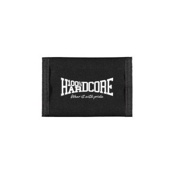 100% Hardcore wallet | the brand ☓ black