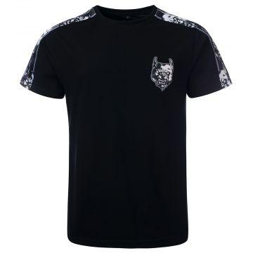 100% Hardcore T-shirt Rage Track | black