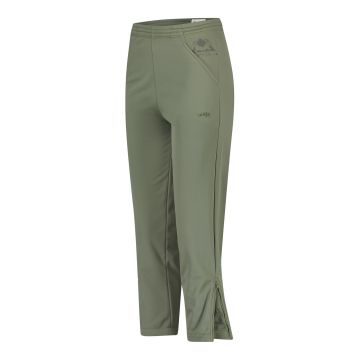 Cavello oldschool pants uni with pockets logo and logo embroidery | olive green 36
