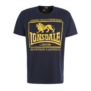 Lonsdale T-shirt Hounslow | navy