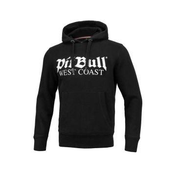 Pit Bull old logo hoodie | black