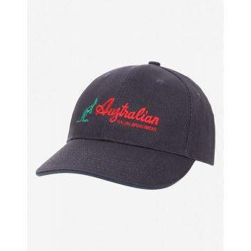 Australian cap | traditional logo ☓ navy