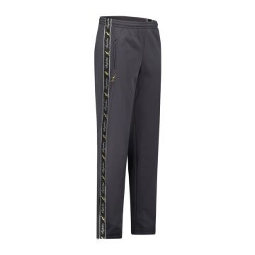 Australian pants with black stripe and 2 zippers 2.0   anthracite