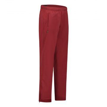 Australian pants with 2 zippers uni   bordeaux red
