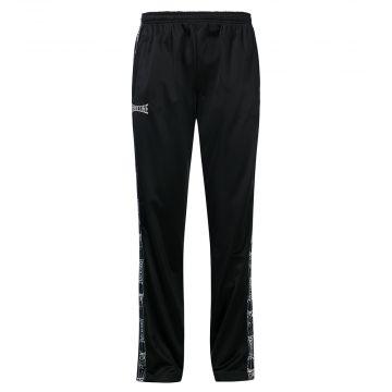 100% Hardcore track pants with stripe CLASSIC | black