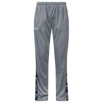 100% Hardcore track pants with stripe CLASSIC | light grey