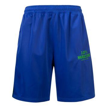 100% Hardcore shorts with stripe UNITED SPORT   blue