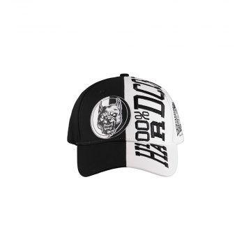100% Hardcore cap authentic | black / white
