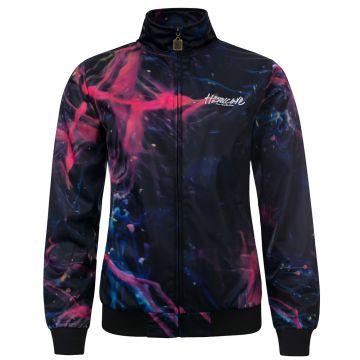 100% Hardcore ladies training jacket SPACESKULL
