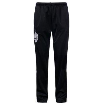 Uptempo track pants with stripe STATEMENT   black
