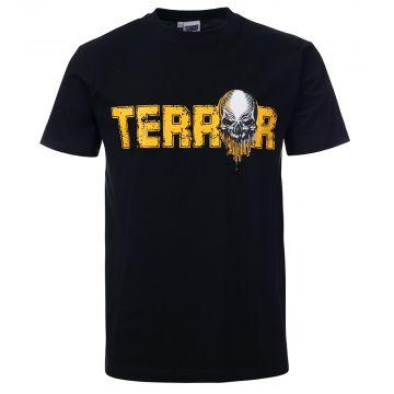 Terror T-shirt | Toxic College x black