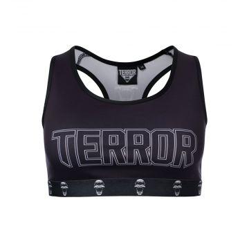 Terror sporttop the brand   black