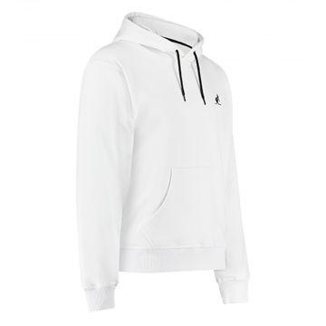 Australian hooded sweater zwarte rugbies 2.0   wit
