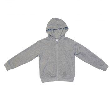 Australian training suit for children   heather grey