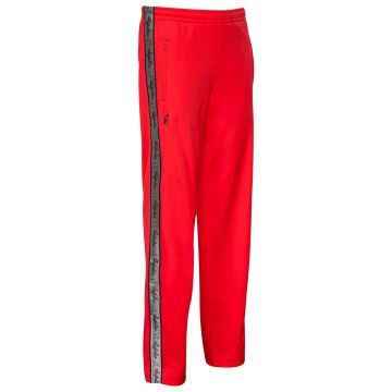 Australian pants gray stripe | red