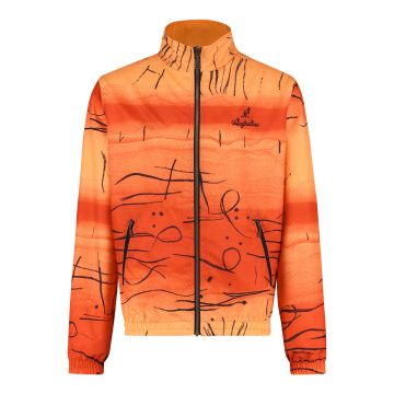 Australian double sided print jacket   multicoloured E005