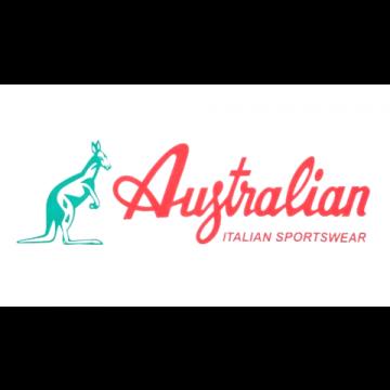 Australian flag   logo ☓ white