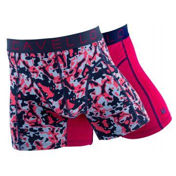 Cavello boxershorts 2-pack | print cb20017