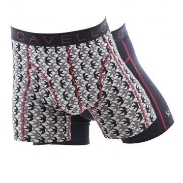 Cavello boxershorts 2-pack | print 20007
