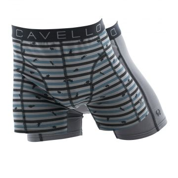 Cavello boxershorts 2-pack | print 20012