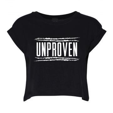 Unproven croptop logo   black