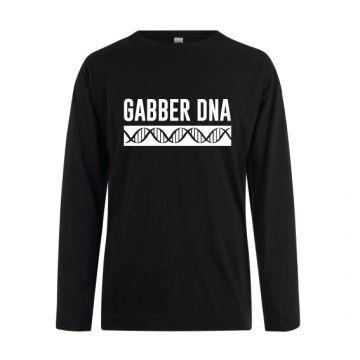Hard-Wear Longsleeve DNA   black