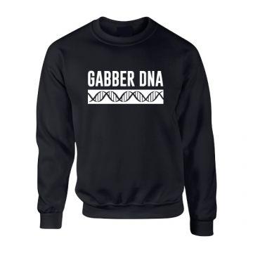 Hard-Wear Sweater DNA   black