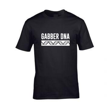 Hard-Wear T-shirt DNA   black