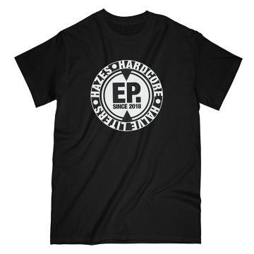 ELITE PAUPER. t-shirt | Hazes, hardcore & a pint X black