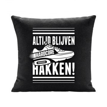Hard-Wear pillow altijd blijven hakken! | black