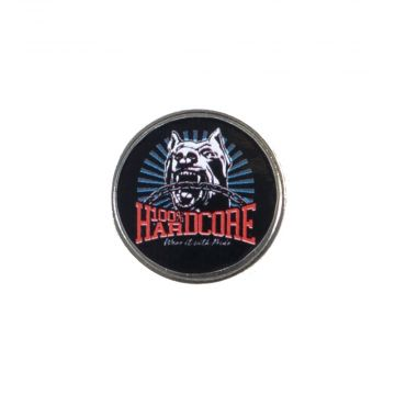 100% Hardcore pin *DOG-1*