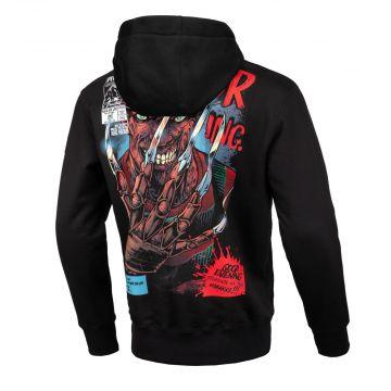 Pit Bull hooded sweater blade | black