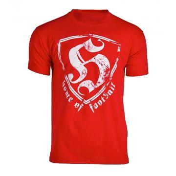 Hooligan T-shirt HOF vintage | red