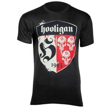 Hooligan T-shirt Shelter | black