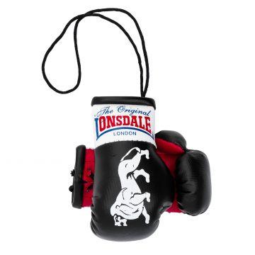 Lonsdale Mini Boxing Gloves   black