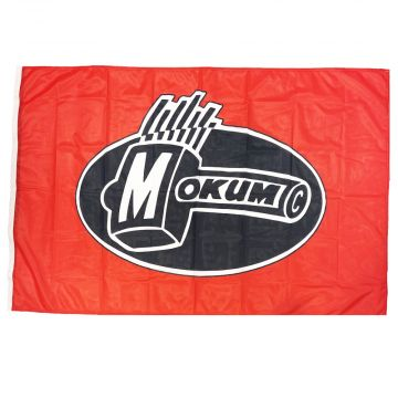 Mokum Records flag   red