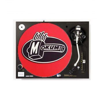 Mokum Records slipmat