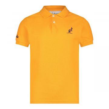 Australian kids polo logo | oranje
