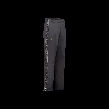 Australian broek slim fit met 2 ritsen en zwarte bies 2.0 | antraciet
