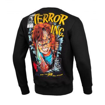 Pit Bull sweater scare | black