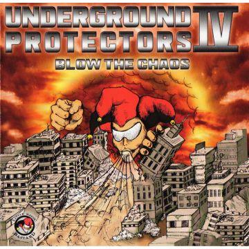 Vinyl DOUBLE LP Underground protectors Ⅳ - blow the chaos