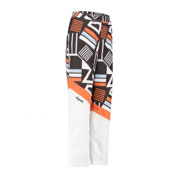 Australian sportswear ladies sweatpants full print upper leg white lower leg