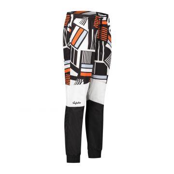 Australian sportswear sweatpants full print upper leg black white lower leg