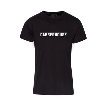 Hard-Wear T-Shirt Gabberhouse   black